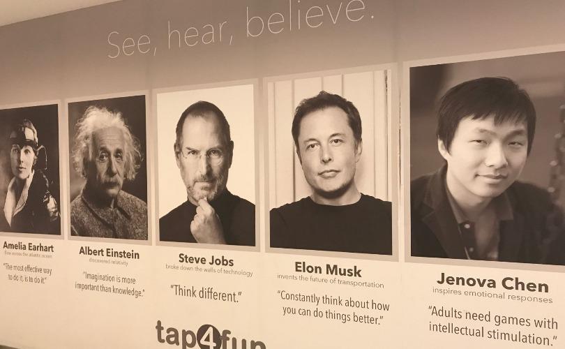 tap4fun - story - 2012