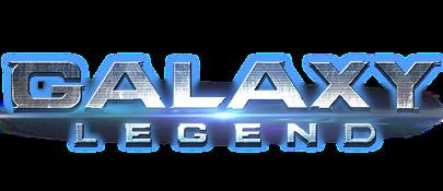 银河传说 - logo