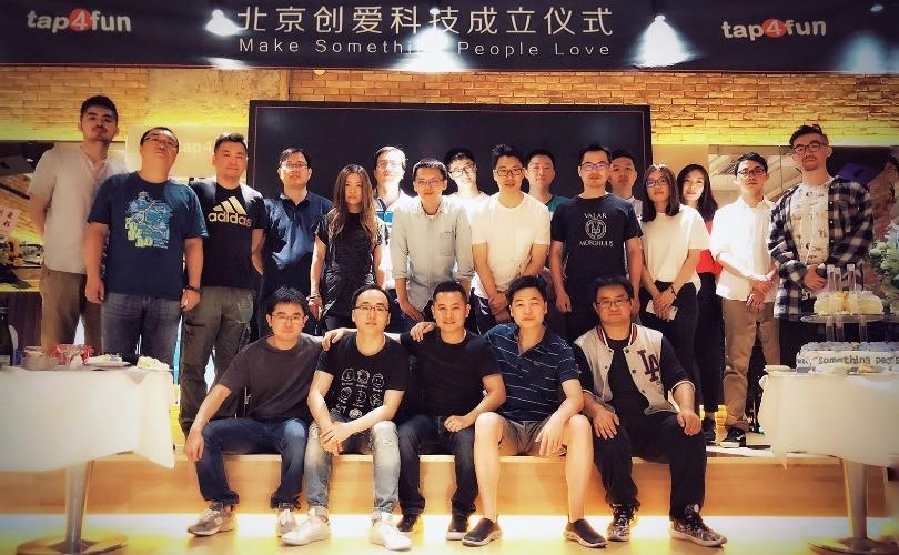 tap4fun - story - 2018