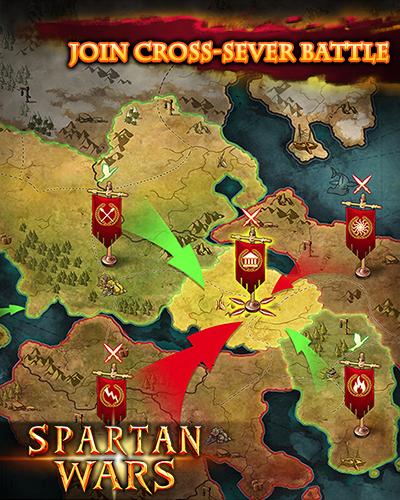 Spartan Wars - introduce