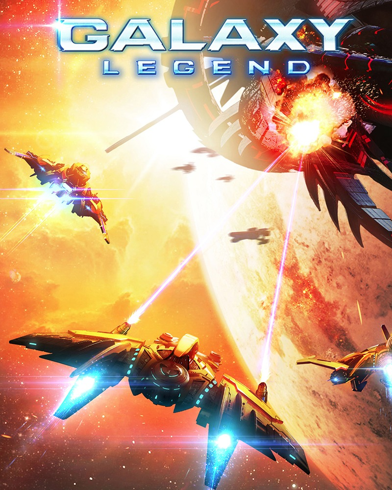 Galaxy Legend - banner