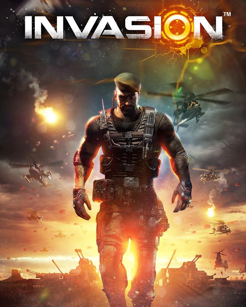Invasion - banner