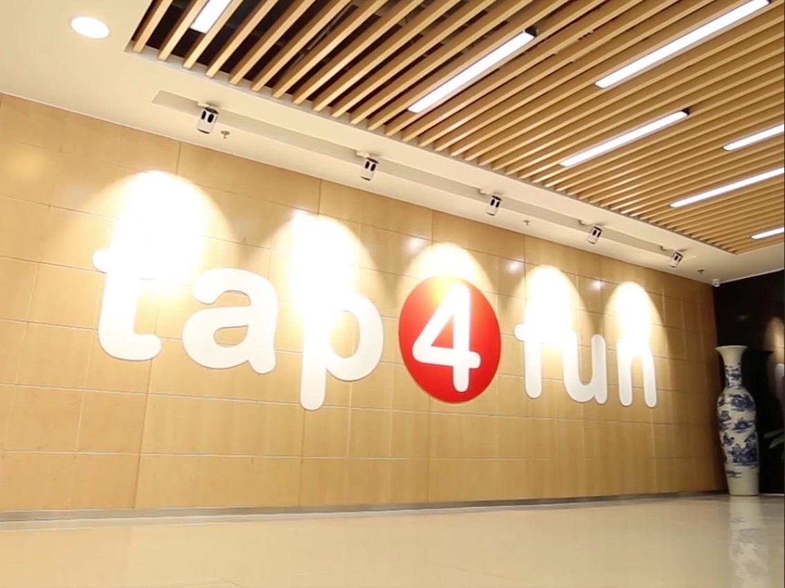 tap4fun - banner